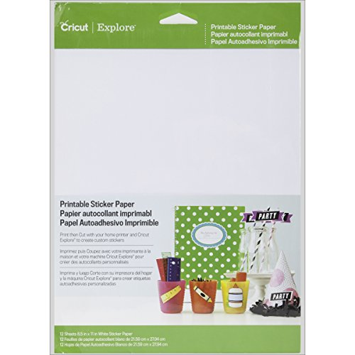 Best Cricut Printable Sticker Paper