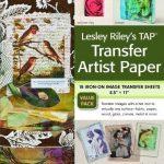 Lesley Riley TAP – Transfer Artist Paper