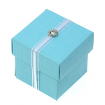 Unique Decorated Wedding Favour Boxes