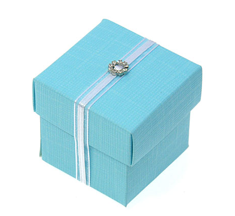 Unique Decorated Wedding Favour Boxes