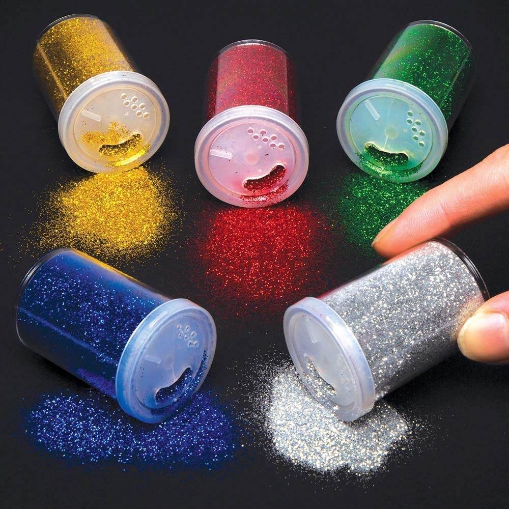 Best Glitter Set for Card, Craft, Art and Slime